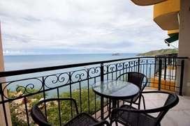 Se vende espectacular apartamento con vista al mar