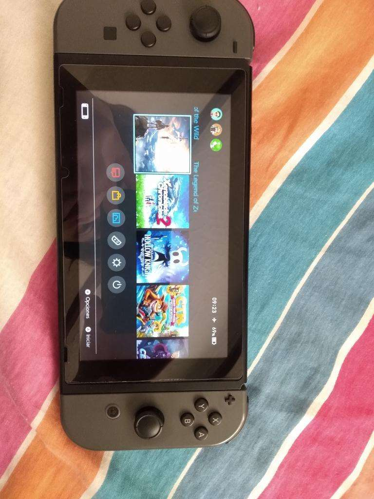 Vendo Nintendo Switch Programada 0