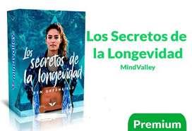 Mindvalley, Secretos de la longevidad, curso completo.
