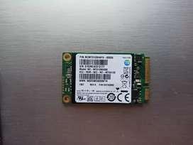 SSD 128 GB msata Disco Estado sólido Adaptador