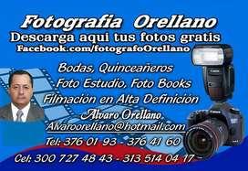 fotógrafo profesional Alvaro Orellano en Barranquilla.