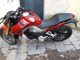Honda cb190cc 2017