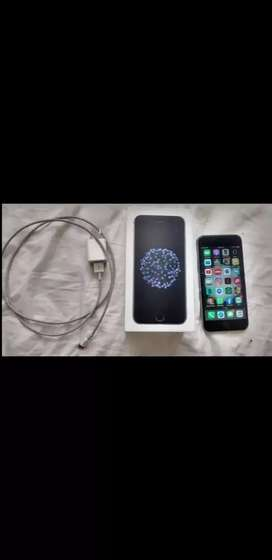 CACHADA FULL IPHONE 6 SILVER