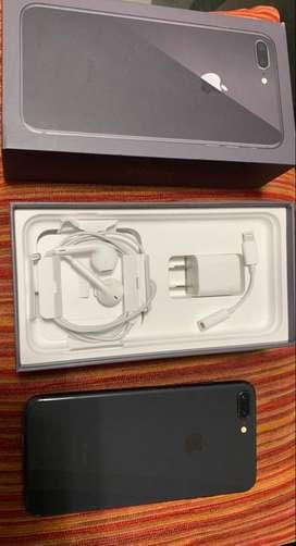 VENDO IPHONE 8 PLUS 64 GB DE USO PERSONAL/ PARA CUALQUIER OPERADOR