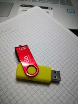 Memoria USB 2.0 de 8 GB