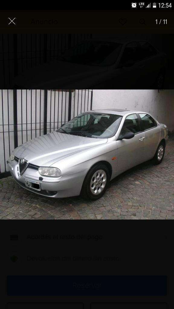Repuestos Alfa Romeo 156 2.0 Nafta 0