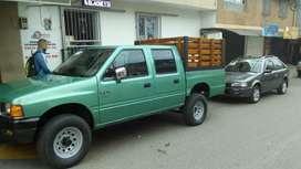 Chevrolet Luv 4x4 mod 96