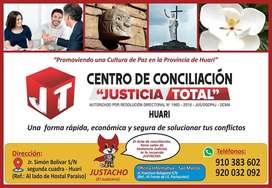 Centro de Conciliación Justicia Total - Huari