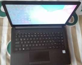 LAPTOP HP CORE I3 7TA GENERACION – 4 GB DE RAM – 1 TB DE DISCO DURO- CUENTA CON TPM 2.0 SOPORTA WINDWOS 11. $ 1.300.000
