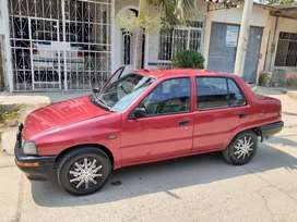 Daihatsu Cahrade motor 1300/ dual GLP 1991