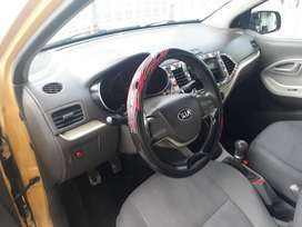 Taxi Kia ion 2016