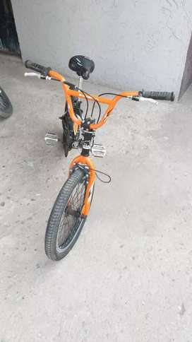 Bici niño rodado 20 venzo infierno