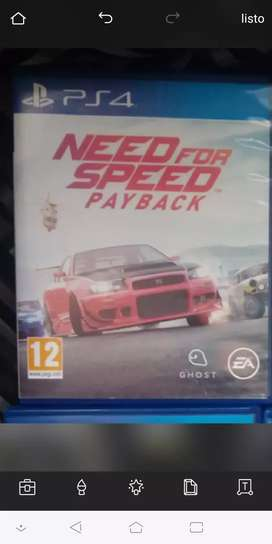 Nerd for speed payback