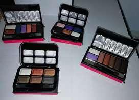 Sombras Isabela y labiales WOW y Splash Pink (Victoria Secret)