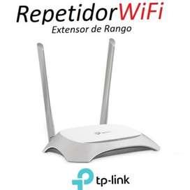 Extensor Repetidor de Wifi Tl-wr840n