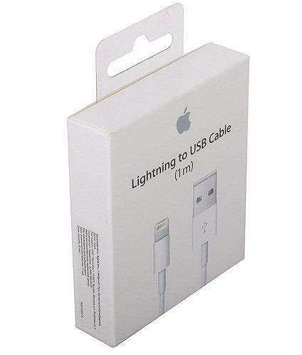Cable para Iphone 5 / 5s /5c / 6 / 6Plus Usb-Lightning Original 1 Metro.