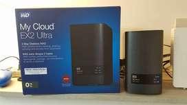WD My Cloud EX2 NAS de alto rendimiento