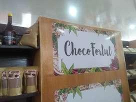 Manteca de cacao 100% natural (cacao Araucano)