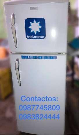 refrigeradora indurama 249 litros