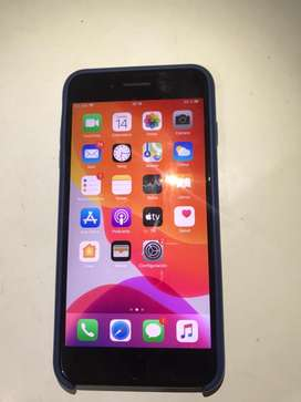IPhone 7 plus Jet Black de 128 gb