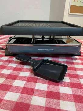 Raclette 8 puestos