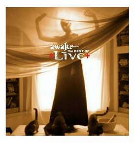 Rock Cd Live - Awake : The Best of Live