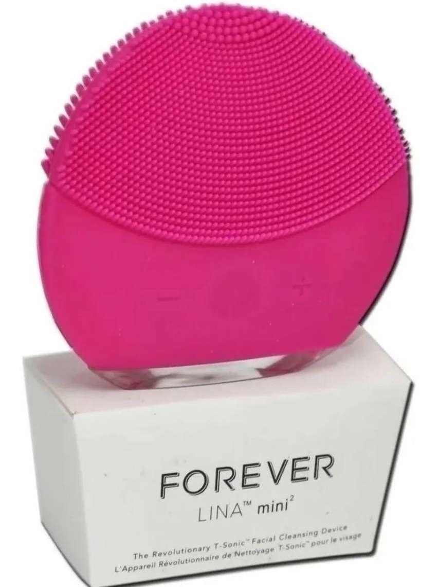 Mini luna Foreo - Forever Limpiador facial Eléctrico - diferentes velocidades, limpia tu rostro