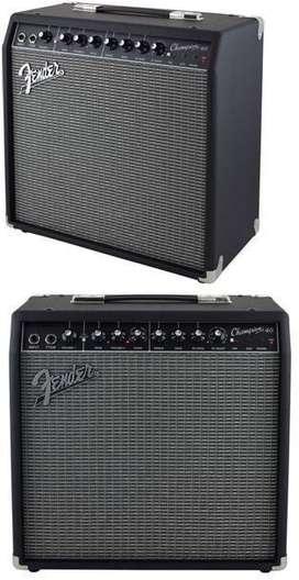 Amplificador Fender Champion 40w