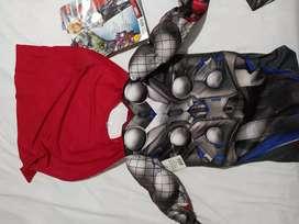 Disfraz Thor nuevo talla 4 - 6