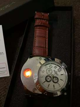 Vendo reloj encendedor