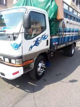 Vendo camión mitsubishi 6 tuercas