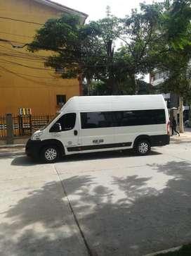 Van Servicio Lines Smits
