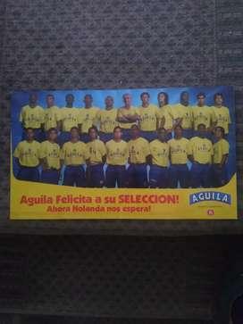 Mundial Juvenil de Fútbol Selección Colombia