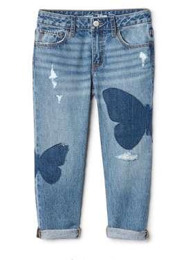 Pantalon jean de niña Gap Disney nuevos talla 8 y 10