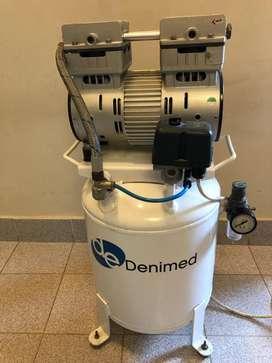 Compresor Odontologico como nuevo