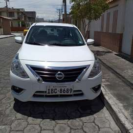 Se vende Flamante Nissan Versa 2016 Full