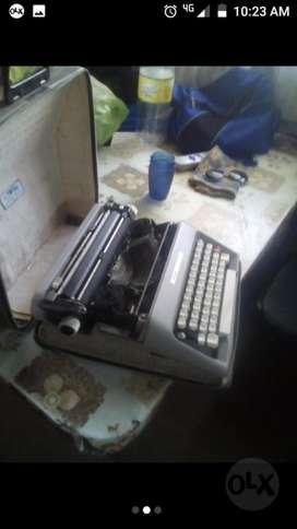 Maquina de Escrivir