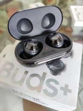 NUEVOS Audífonos inalambricos Samsung Buds+ en caja ORIGINALES