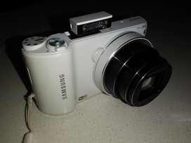 Samsung Cámara WB250F Full Hd Pantalla Tactil Wifi Zoom 18x