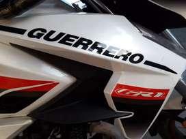 Vendo Guerrero gr1 precio charlable