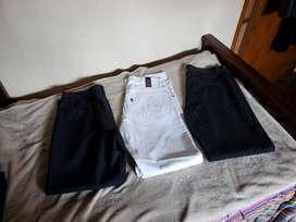 Lote 3 Pantalones