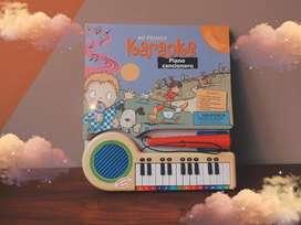 Mi primer karaoke Piano cancionero