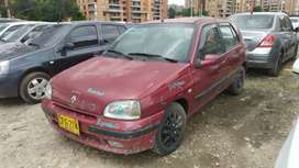 RENAULT        CLIO    1998    FI RT MT 1.4L SA 5P 4X2