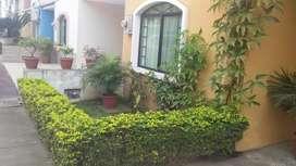 Se Alquila Casa (ciudad Verde)
