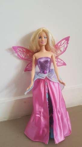 Barbie Muñeca Mariposa Original lamejor