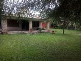 Villa Carlos Paz FRENTE AL RIO 600Mt2 Terreno