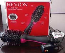 Cepillo Secador Voluminizador Revlon Original Salon One-step Hair Dryer