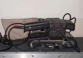 Lijadora de banda Skil. 600 watts. Made in USA.
