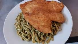 Se necesita cocinero(a), experiencia comida criolla y pescados.