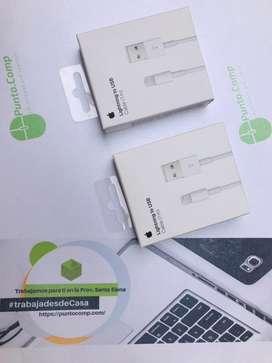 Apple - Cable Lightning macho a USB macho